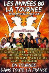 Concert LES ANNEES 80 À LAVAL