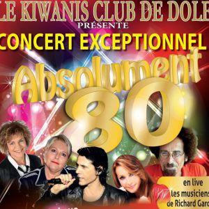 Absolument 80 @ La Commanderie - Dole - DOLE