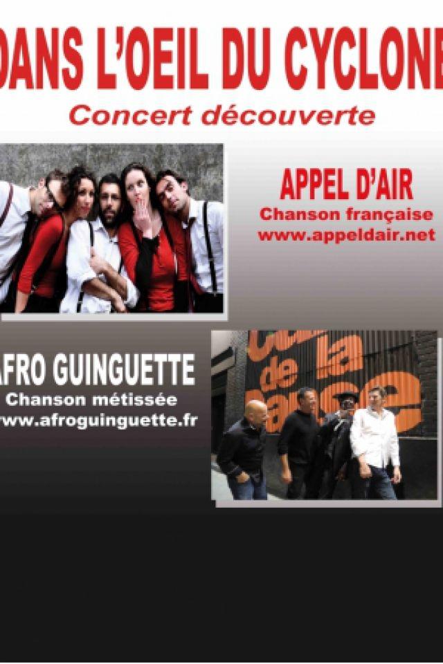 Delightful Concert DANS Lu0027ŒIL DU CYCLONE à LA ROCHE SUR YON @ SALLE EGC / AMPHITHEATRE  REAUMUR   Billets ...
