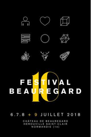 Festival Beauregard 2018 - PASS 1 JOUR à HÉROUVILLE SAINT CLAIR @ Chateau de Beauregard - Billets & Places