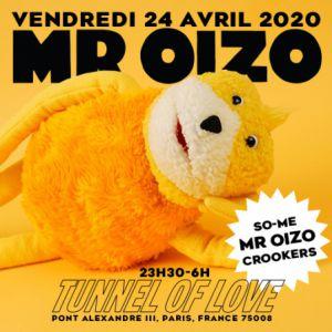 Tunnel Of Love : Mr. Oizo