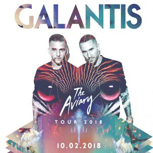GALANTIS - THE AVIARY FAN EXPERIENCE @ ELYSEE MONTMARTRE - PARIS