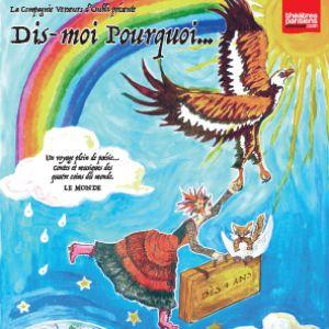 DIS-MOI POURQUOI… @ Le Funambule Montmartre - PARIS