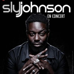 SLY JOHNSON @ La Cigale - Paris