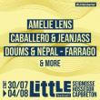 PASS 2 JOURS - 01 & 02 AOUT - LITTLE FESTIVAL #3 à SEIGNOSSE @ LE TUBE - LES BOURDAINES - Billets & Places