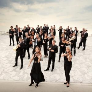 Orchestre de Chambre de Paris @ THEATRE DE L'ARCHIPEL-GRENAT - PERPIGNAN