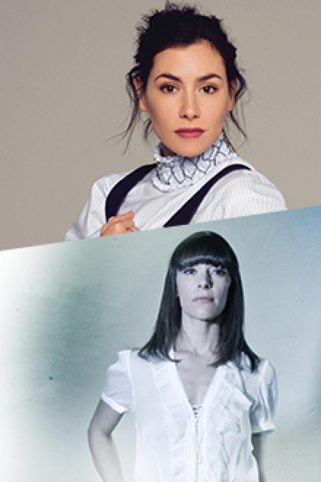 EMILY LOIZEAU  OLIVIA RUIZ  @ ESPACE ARGENCE  -  Troyes - TROYES