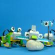 Atelier Découvre le robot Wedo 5-9 ans (avec accompagnateur)