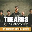 Concert THE ARRS + SMASH HIT COMBO + DOWNFALL à Metz @ Les Trinitaires - Chapelle+Caveau - Billets & Places