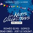 Concert ROMEO ELVIS + SOPICO + DEAD OBEIS + JOEY LE SOLDAT
