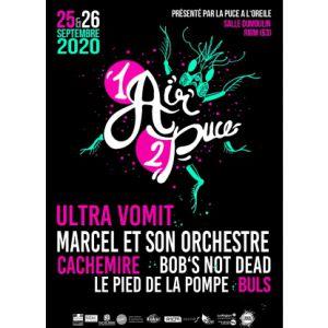 Festival 1 Air 2 Puce / Jour 1 : Ultra Vomit, Cachemire, Buls
