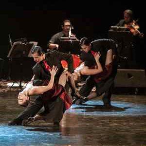 BUENOS AIRES DESIRE  @ Théâtre Galli - SANARY SUR MER
