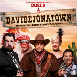 """Duels À Davidejonatown  """"Un Western Completement A L'ouest"""""""