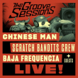 Carte The Groove Sessions Live