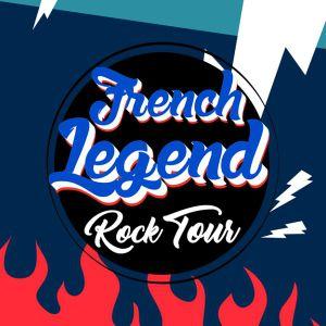 French Legend Rock Tour : Ganafoul, Bijou