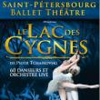 Spectacle LE LAC DES CYGNES à DOLE @ La Commanderie - Dole - Billets & Places