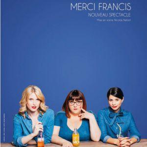 """Les Coquettes """"Merci Francis !"""""""