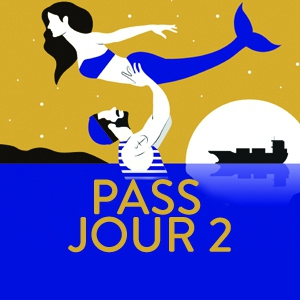 PASS JAIN + AFTER #2 AU CARGO @ Théâtre Antique - ARLES