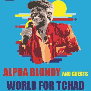 World For Tchad - Alpha Blondy And Guests