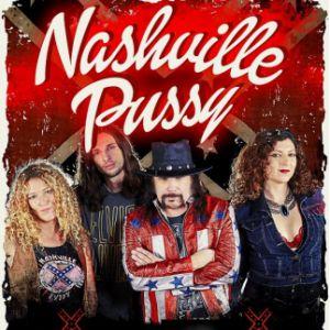 Nashville Pussy @ Le dB - NARBONNE