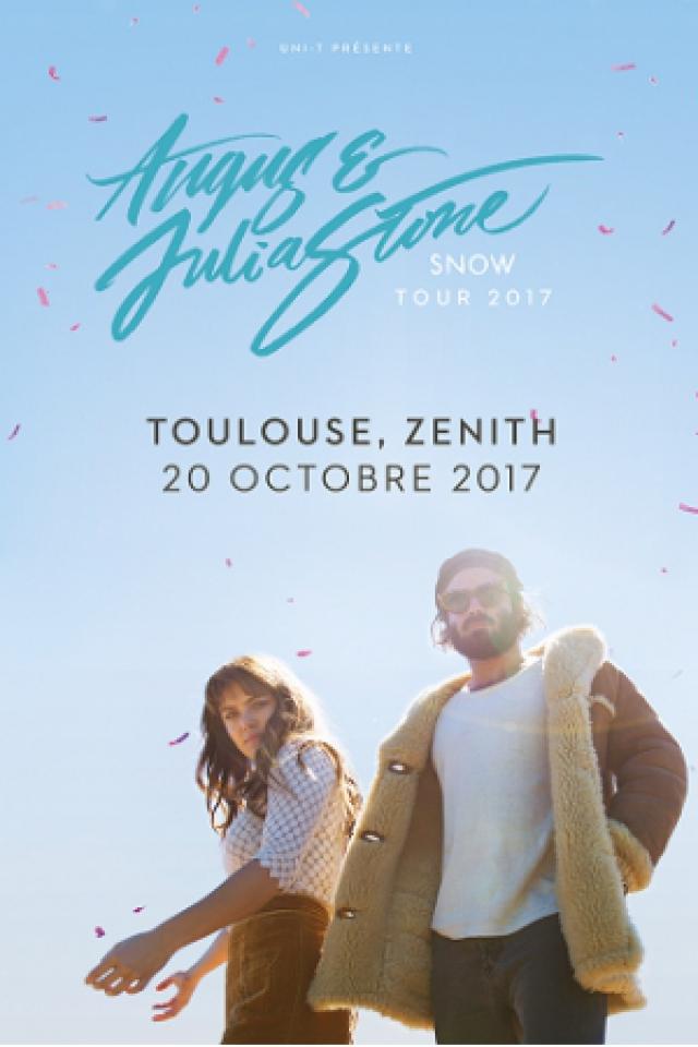 ANGUS & JULIA STONE @ ZENITH TOULOUSE METROPOLE - Toulouse