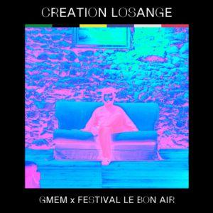 Losange : Création A/V Le Bon Air 2019