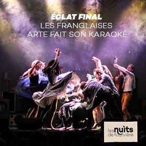 Eclat Final : Arte Fait Son Karaoké - Les Franglaises