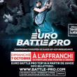 Spectacle EURO BATTLE PRO  à Marseille @ L'Affranchi - Billets & Places