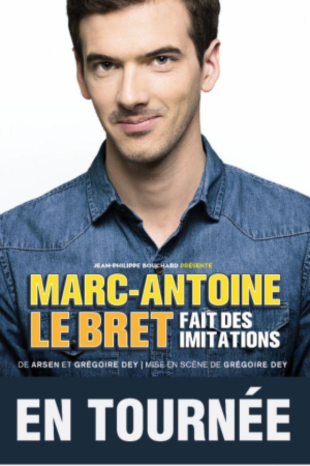 MARC ANTOINE LE BRET @ LE SILO - MARSEILLE