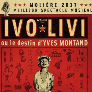 Ivo Lévi ou le destin d'Yves Montand @ Théatre municipal René Panhard - THIAIS