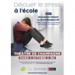 Conférence DEJOUER LE STRESS A L'ECOLE avec A.Hubert et A. Bargiacchi