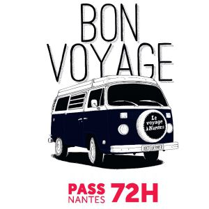 Pass Nantes 72H