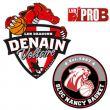 Match PRO B - ASC DENAIN VOLTAIRE PH / NANCY