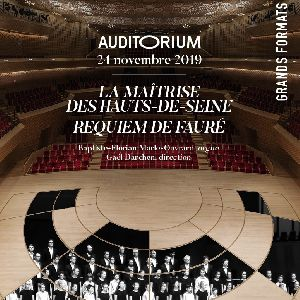La Maitrise Des Hauts De Seine - Requiem De Faure