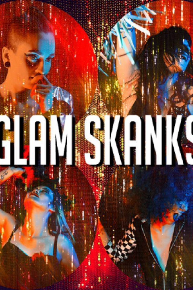 GLAM SKANKS @ SECRET PLACE - SAINT JEAN DE VÉDAS