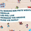 Soirée Guinguette à La Plage by Dure Vie & Time Out • DJ Boring b2b Frit à PARIS 19 @ Glazart - Billets & Places