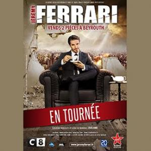 JEREMY FERRARI @ Salle Marcel Sembat - Chalon sur Saône