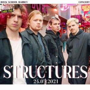 Barbey Indie Club: Structures