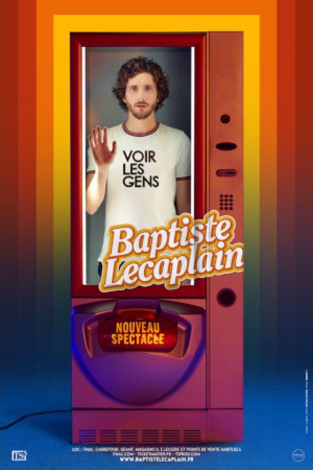 BAPTISTE LECAPLAIN @ Les Bourdaines - Seignosse le Penon