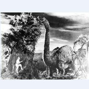 """Cinéma d'animation """" Le monde des dinosaures """" (40 min) @ Fondation Jérôme Seydoux-Pathé - PARIS"""