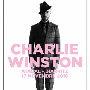 CHARLIE WINSTON @ Atabal - BIARRITZ