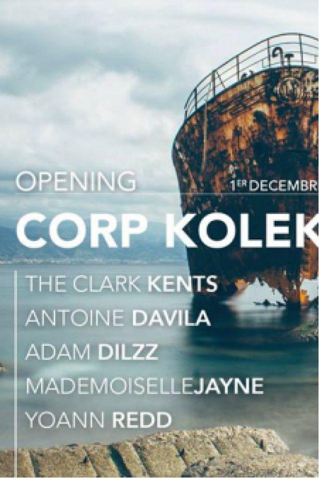 Corp Kolektif - [ Opening at Batofar ] @ Le Batofar - Paris