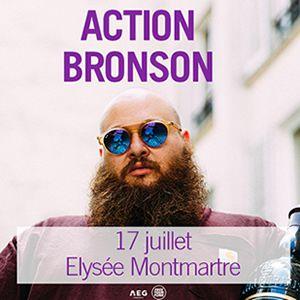 ACTION BRONSON @ ELYSEE MONTMARTRE - PARIS