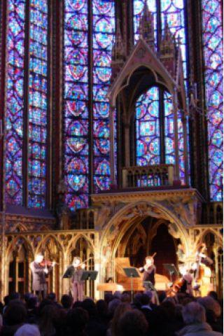 Billets AVE MARIA - SCHUBERT/GOUNOD/CACCINI - La Sainte Chapelle