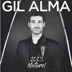 Gil Alma Dans 200% Naturel