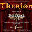 Concert Therion + Imperial Age + Null Positiv + The Devil