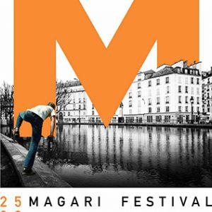 FESTIVAL MAGARI / LIVE CONCERTS & DJ SET @ Point Ephémère - Paris
