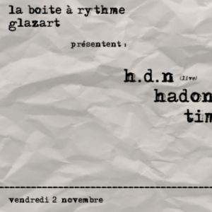 La Boite à Rythme @ Glazart - PARIS 19