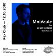 Soirée MOLECULE LIVE
