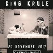 Concert  KING KRULE à Paris @ Casino de Paris - Billets & Places